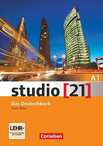 9783065205269: Studio 21: Deutschbuch A1 MIT DVD-Rom (German Edition)