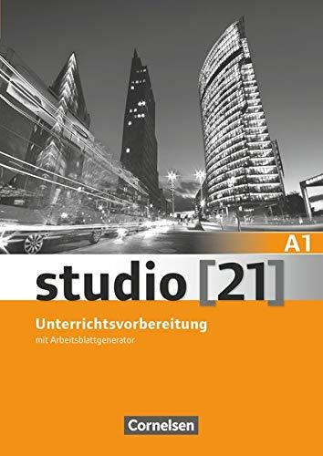 9783065205283: Studio 21: Unterrichtsvorbereitung A1 (Print) (German Edition)