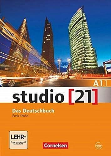 9783065205306: Studio 21 in Teilbanden: Deutschbuch A1.1 MIT DVD-Rom (German Edition)