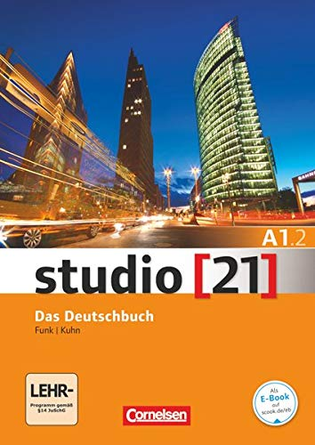 9783065205320: Studio 21 A1 band 2 Libro de curso (Incluye CD)