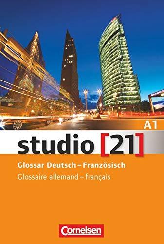 9783065205603: Studio 21: Glossar Deutsch - Franzosisch A1 (German Edition)