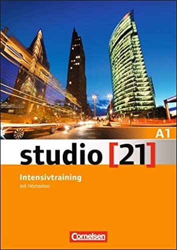 9783065205702: Studio 21: Intensivtraining A1 MIT Audio-CD (German Edition)