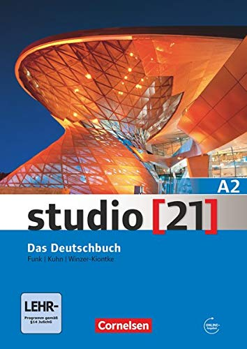 9783065205740: Studio 21: Deutschbuch A2 mit DVD-Rom
