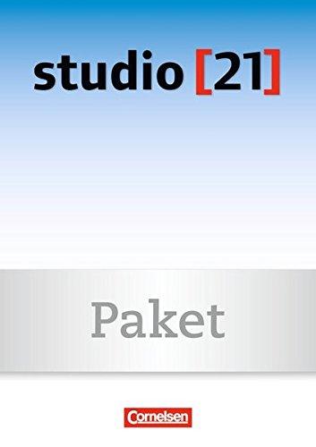 9783065205771: Studio 21: Medienpaket A2 Audio-CDs und Video-DVD mit Ubungsbooklet