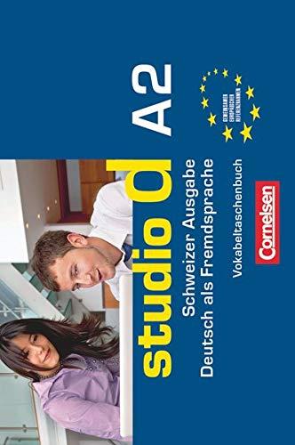 9783065205818: studio d A2 Vokabeltaschenbuch Schweiz