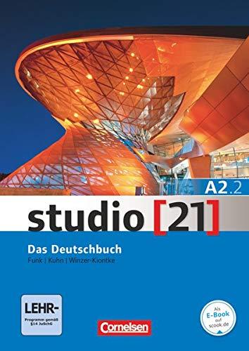 9783065205900: Studio 21 A2.2 Libro de curso (Incluye CD)
