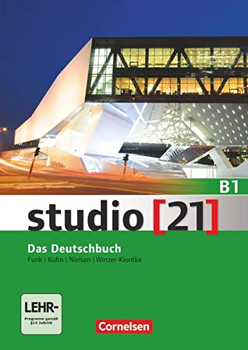 9783065205993: Studio 21 B1 Libro de curso (Incluye CD)