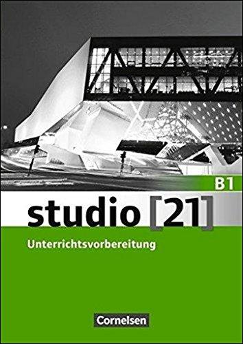 9783065206037: Studio 21 B1 Libro del profesor