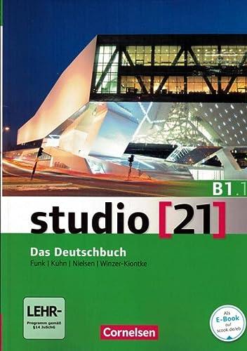 9783065206068: Studio 21 in Teilbanden: Deutschbuch B1.1 Mit DVD-Rom