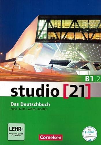 9783065206105: Studio 21 B1.2 libro de curso (Incluye CD)