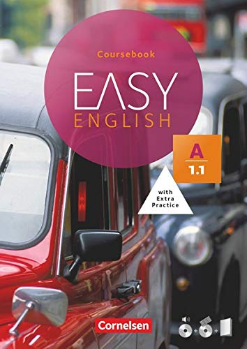 9783065208055: Easy English A1: Band 01. Kursbuch
