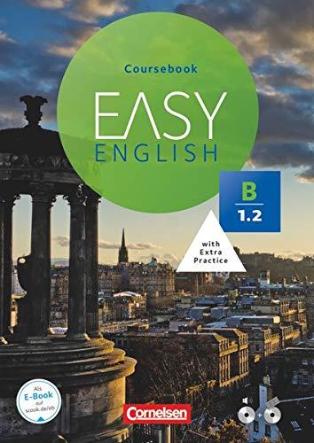 9783065208239: Easy English B1: Band 2. Kursbuch mit Audio-CD und Video-DVD