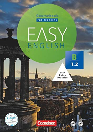 9783065208246: Easy English B1: Band 2. Kursbuch. Kursleiterfassung