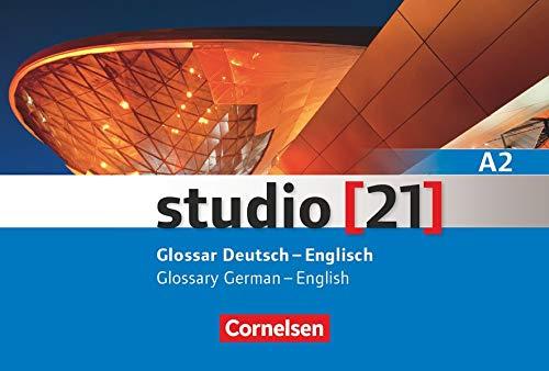 9783065208451: Studio 21: Glossar Deutsch - Englisch A2