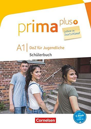 9783065208956: prima plus A1 Band 1 - Schülerbuch