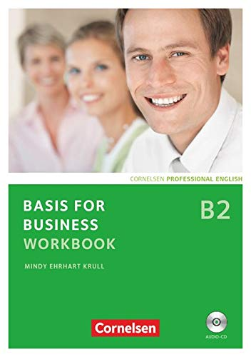 9783065210096: Basis for Business B2. Workbook mit CD