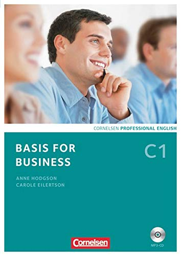9783065210201: Basis for Business C1. Kursbuch mit MP3-CD