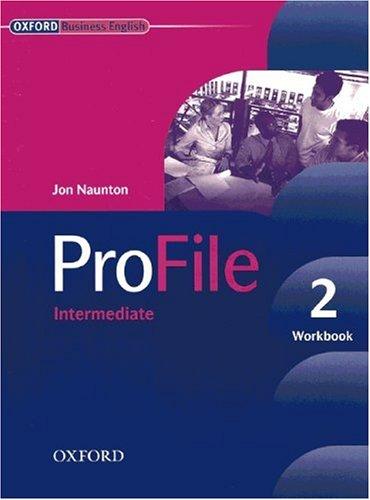 9783068001721: ProFile Level 2. Workbook