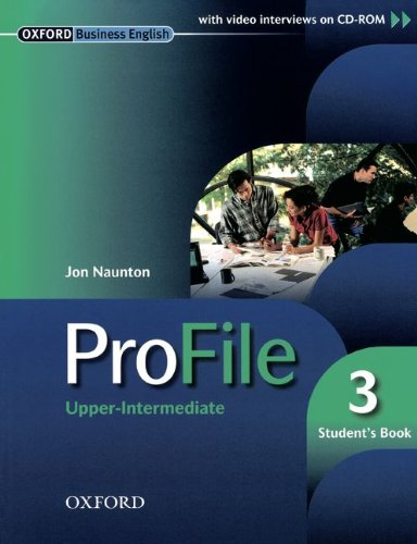 9783068001806: ProFile Level 3. Student's Book and CD-ROM