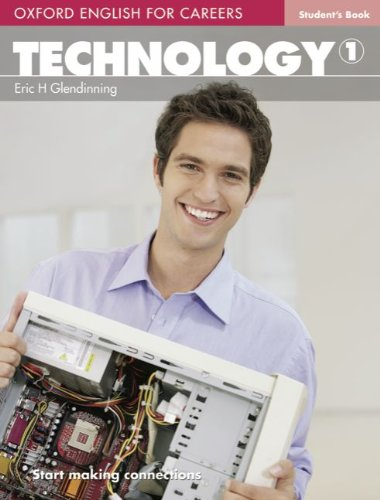 9783068004302: Oxford English for Careers: Technology 1