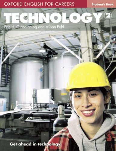 9783068004333: Oxford English for Careers. Intermediate. Technology. Student s Book