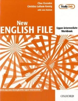 9783068005989: English File - New Edition. Upper-Intermediate. Workbook