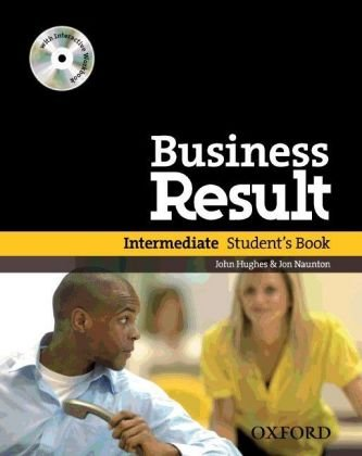 9783068006214: Business Result Intermediate. Student's Pack