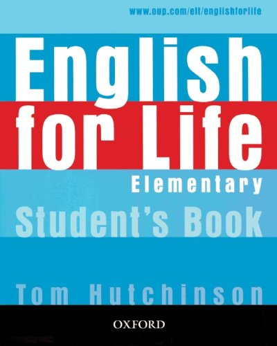 9783068006405: English for Life: Elementary - Student's Book