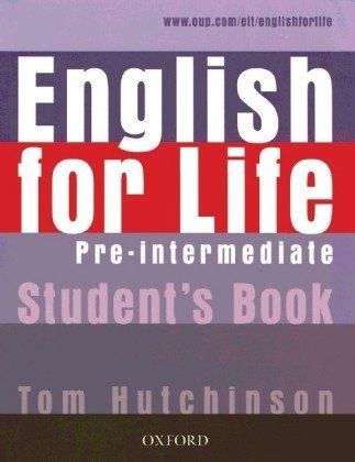 9783068006474: English for Life. Pre-Intermediate Student's Book