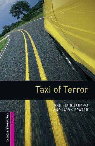 9783068007303: Taxi of Terror