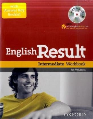 9783068008256: English Result. Intermediate. Workbook with Answer Key Booklet
