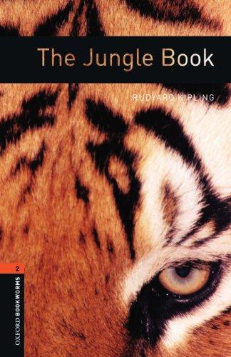 9783068009086: Oxford Bookworms Library: 7. Schuljahr, Stufe 2 - The Jungle Book: Reader