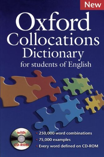 9783068013069: Oxford Collocations Dictionary for Students of English