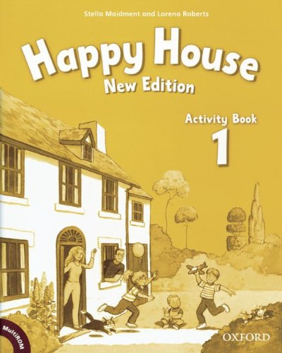 9783068014523: Happy House 1. Activity Book