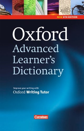 9783068014936: Oxford Advanced Learner's Dictionary