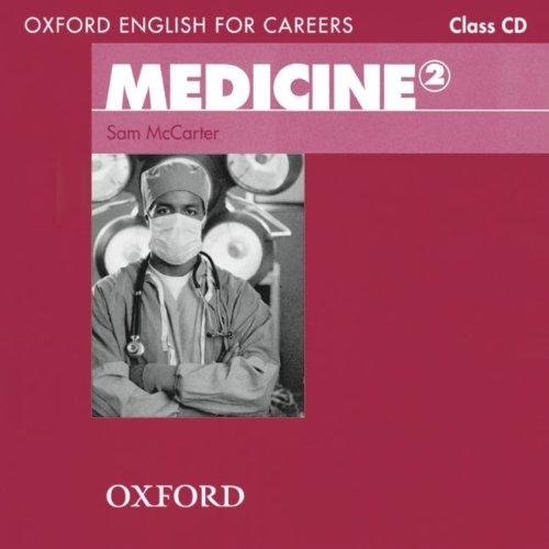 9783068016442: Oxford English for Careers. Intermediate Medicine (_AV)