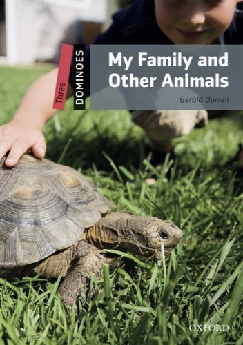 9783068017555: My Family and Other Animals: Reader 8. Schuljahr, Stufe 1