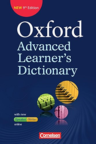 9783068018057: Oxford Advanced Learner's Dictionary (9th Edition) mit Online-Zugangscode