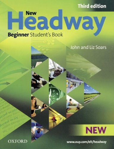 9783068018453: New Headway English Course Beginner Student's Book