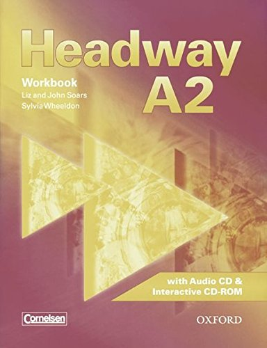 9783068043660: Headway - CEF - Edition. Level A2 - Workbook, CD und CD-ROM