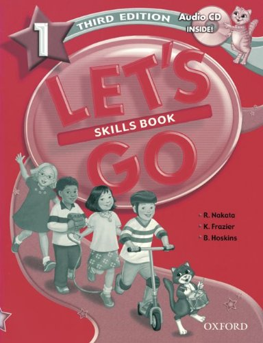 9783068044711: Let's go. Level 1 Third Edition. Skill's Book mit Audio-CD