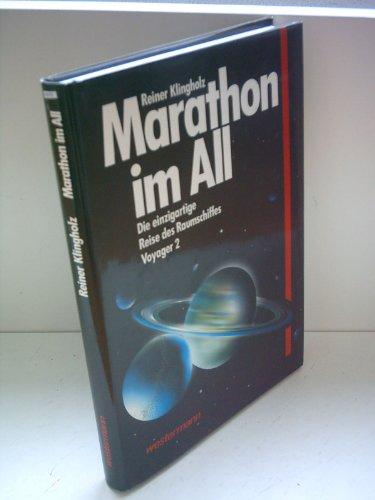 9783075092330: Marathon im All. Die einzigartige Reise des Raumschiffes Voyager 2