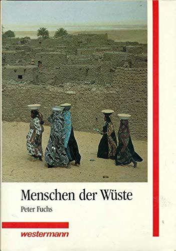 9783075092668: Menschen der Wuste (German Edition)