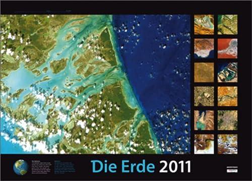 9783075093207: Die Erde 2011. Satellitenbildkalender