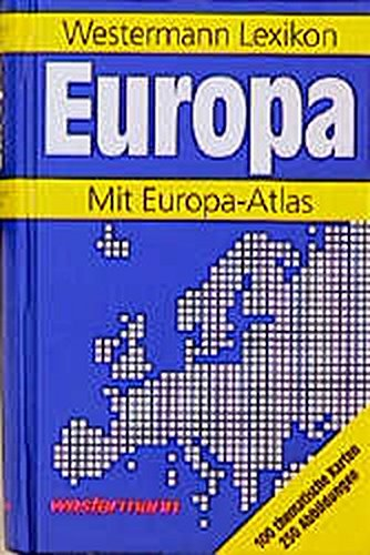 9783075094136: Westermann Lexikon Europa (German Edition)