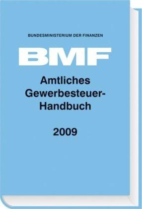 9783083621003: Amtliches Gewerbesteuer-Handbuch 2009