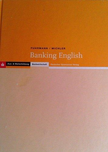 9783093033674: Banking English (Livre en allemand)