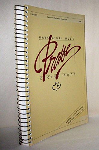 9783100002372: Maranatha! Music Praise Chorus Book