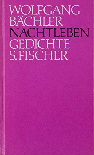 9783100035035: Nachtleben: Gedichte (German Edition)