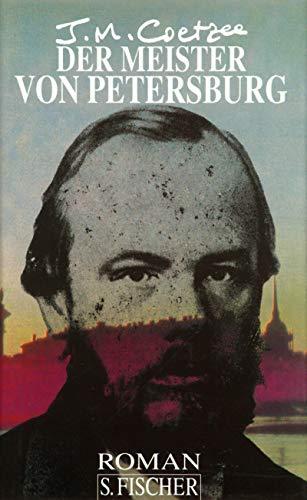 9783100108098: Der Meister von Petersburg. Roman